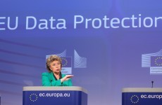 EU justice chief vows new data protection laws