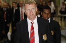 Moyes confirms United's second bid for Cesc Fabregas