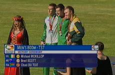 Here's how Michael McKillop and Jason Smyth won World Championship gold yesterday