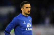 'Duffy is Premier League quality' says Toffees team-mate Distin