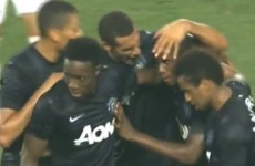 Injury-time goal earns Man United a draw against Kagawa's old boys