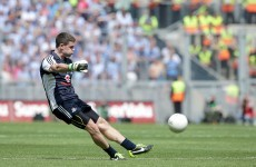 Gavin: No need to run the stopwatch on Cluxton's frees