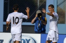 Ronaldo and Real Madrid get the better of Everton