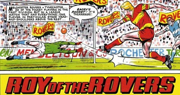 7 lessons today's footballers can learn from Roy of the Rovers