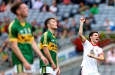 Tyrone claim All-Ireland minor quarter-final extra-time win over Kerry