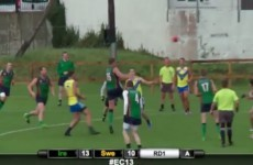 The best goals from Day 1 of the AFL European Championships