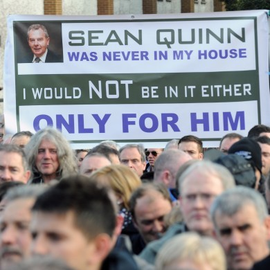 Ireland In The Bailout Years: 2013*