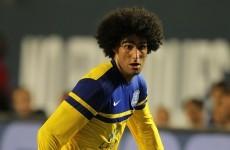 Departures Lounge: Man United begin negotiations over Fellaini move