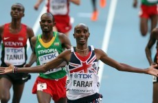 Mo medals, no problem: Farah claims 10km gold in Moscow