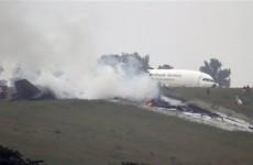 UPS plane crashes at Alabama airport, killing two crew