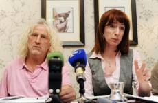 'He's very, very pale': Mick Wallace and Clare Daly met Julian Assange yesterday