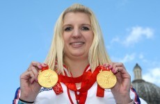 Adlington distraught over stolen Olympic gold… for 45 minutes before she found them again