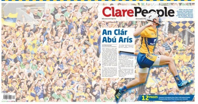 The Clare People goes big on the Banner's hurling fairytale