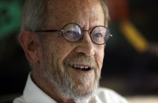 Crime writer Elmore Leonard dies, aged 87