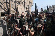 Syrian opposition accuses regime of killing 1,300 in chemical weapons attack