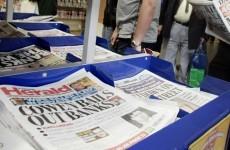 Irish Times takes 9 per cent hit as newspaper sales tumble