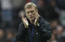 Moyes under no pressure to buy before transfer window slams, he says