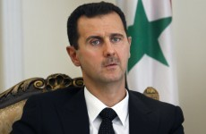 Hollande says evidence implicates Assad in chemical attacks