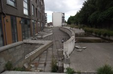 Two years on: Pictures show Priory Hall apartments in ruin