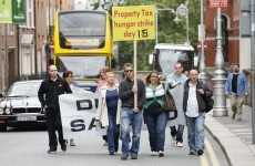 Three thousand sign up to 'lock the Government out of the Dáil'
