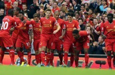 Liverpool made to go the extra to see off Notts County in Capital One Cup
