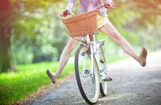 Canadian woman steals back stolen bicycle