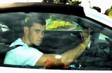 AVB considers fining Bale for missing training but says Madrid deal is close