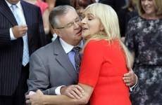 Joe Duffy and Miriam O'Callaghan share deeply awkward gob lobbing moment