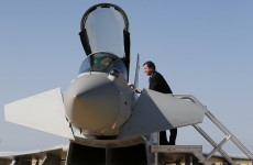 Britain sends six Typhoon jets to Cyprus base