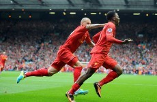 VIDEO: Early Sturridge goal gives Liverpool win over Man United