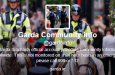 The Garda Traffic Twitter account has some competition