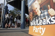 The Wikileaks Party got fewer votes than the Australian Sex Party