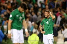 Anthony Pilkington, Paul Green to start for Ireland vs Austria