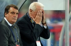 Giovanni Trapattoni and Marco Tardelli leave Ireland by 'mutual consent'