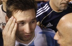 Business as usual at Barca, insists Lionel Messi