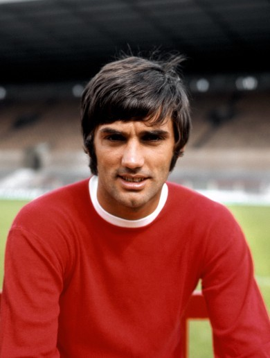 'The biggest myth about George Best is that drink brought an end to his football career'
