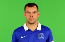 Darron Gibson ready to end Ireland exile 'now Trap is gone'