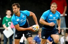 Former Leinster outhalf looking to check Munster's momentum in Italy