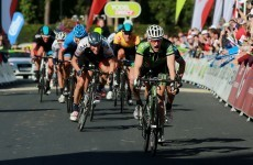 Second place for Irish rider Sam Bennett in Tour of Britain's final stage