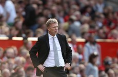 'It's not from the lack of trying' – Moyes admits concern after Baggies defeat