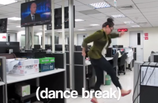 Frustrated employee quits job… by making this brilliant dance video
