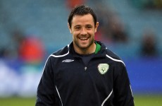 Total Recall: Andy Reid welcomed back to international fold after five-year absence