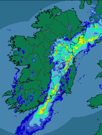 PIC: It's pretty grim weather over Ireland right now