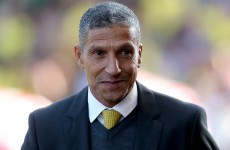 Police investigate alleged Chris Hughton abuse