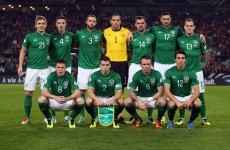 How the Ireland players rated against Germany tonight