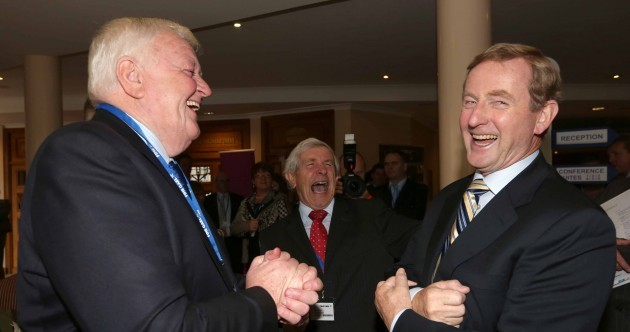 In pictures: Day two of the Fine Gael national conference
