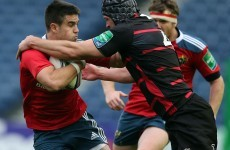 'Little things change big games': David Wallace on Munster's loss to Edinburgh