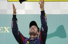 Eastern promise: Vettel on the brink of Formula One crown after Japan win