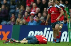 Zebo heads for scan on ankle as Butler ruled out for 8 weeks
