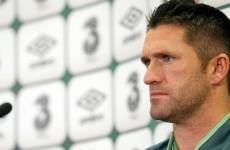 Robbie Keane: Next Irish manager 'needs to have balls, take no sh*t'